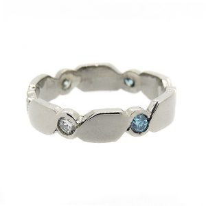 blue-and-white-diamond-ring