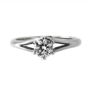 half carat diamond ring3-1