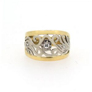 yellow and white filigree ring with diamonds_edited-2
